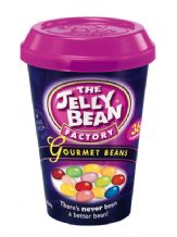 The Jelly Bean Factory Gourmet Jelly Beans 200g Tub/Cup
